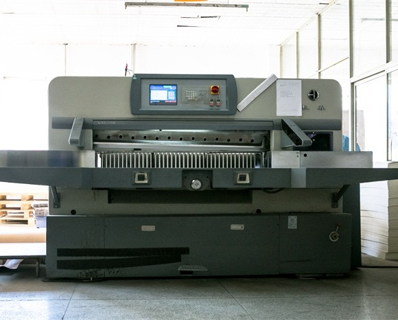 1370数显程控切纸机